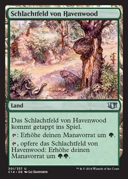 Schlachtfeld von Havenwood