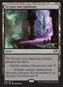 Krypta von Agadeem