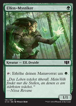 Elfen-Mystiker