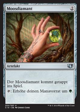 Moosdiamant