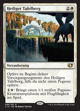 Heiliger Tafelberg