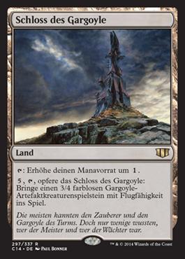 Schloss des Gargoyle