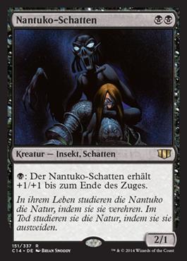 Nantuko-Schatten