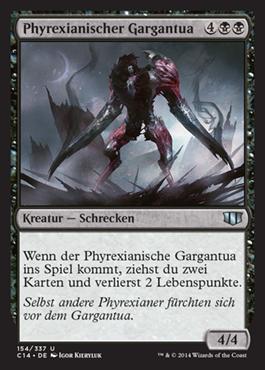 Phyrexianischer Gargantua