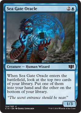 Sea Gate Oracle