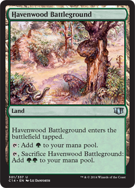 Havenwood Battleground