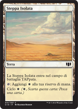 Secluded Steppe