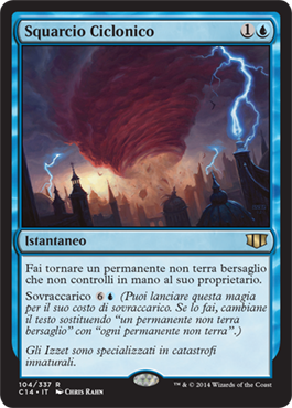 Cyclonic Rift