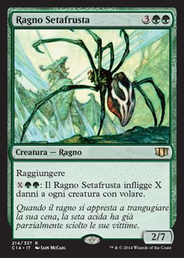 Silklash Spider