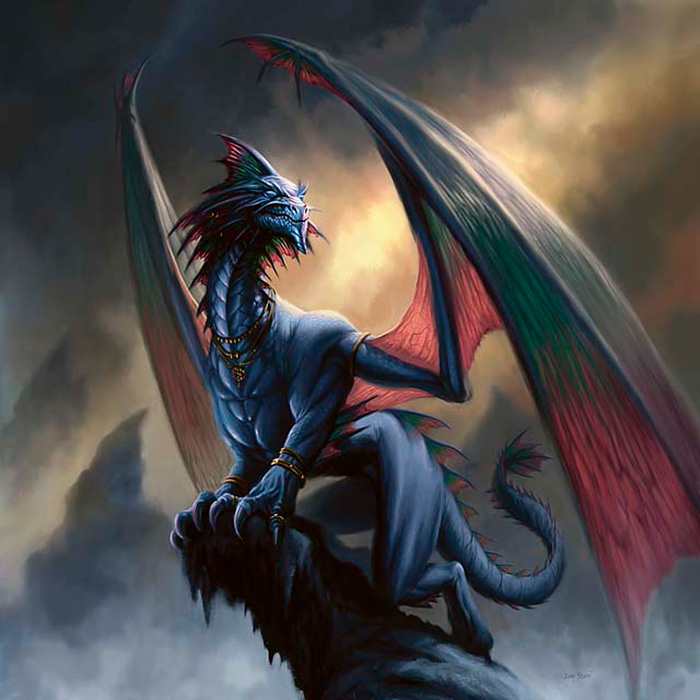 The Dragons Of Planar Chaos Magic The Gathering