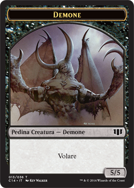 Demone / Demon