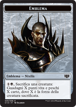 Emblema / Emblem Nixilis