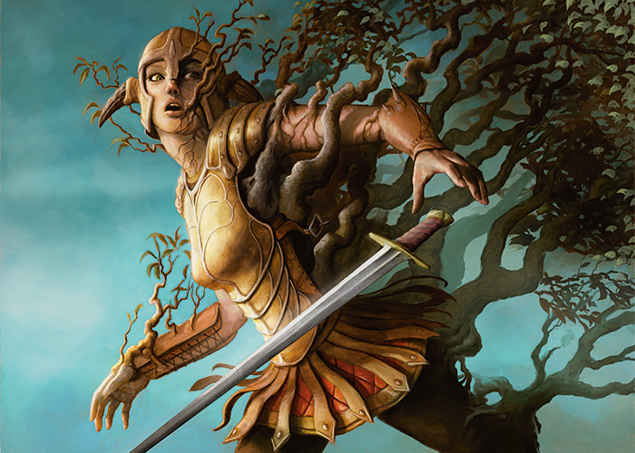 song of the dryads magic the gathering