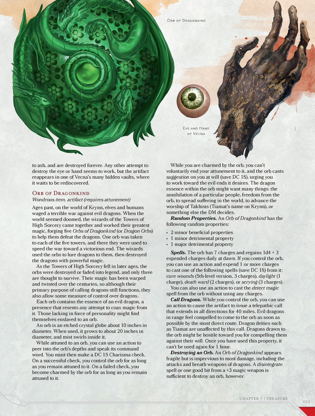 Eye and Hand of Vecna Preview 2