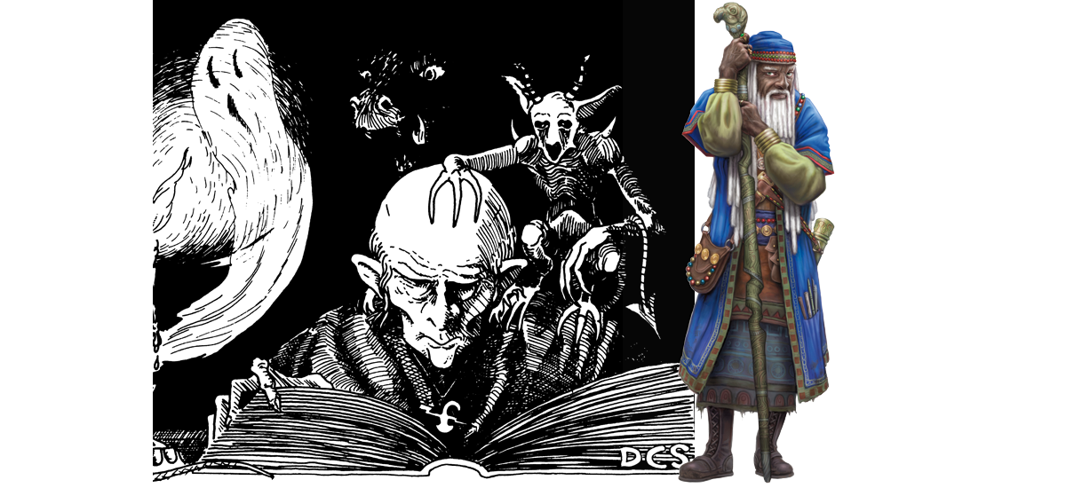 A Handful of Class-ic Histories | Dungeons & Dragons