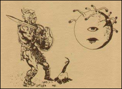 Monsters Beholder Dungeons Amp Dragons