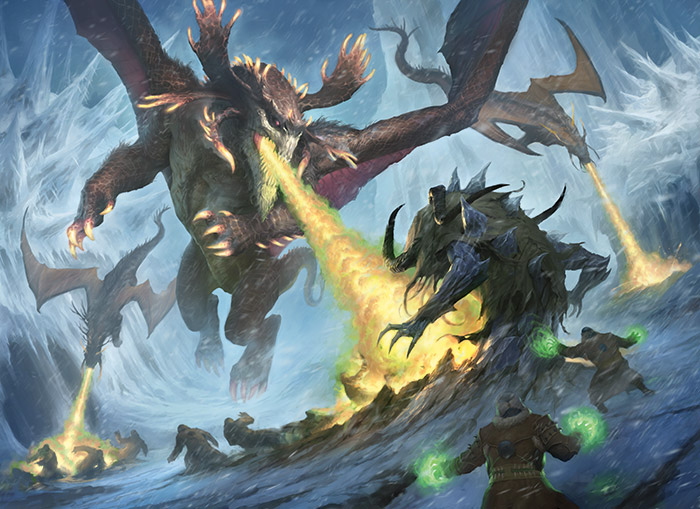 Dragons of Tarkir Prerelease Header