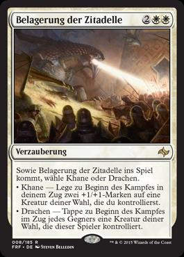 Belagerung der Zitadelle