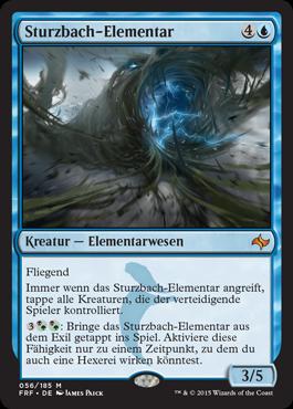 Sturzbach-Elementar