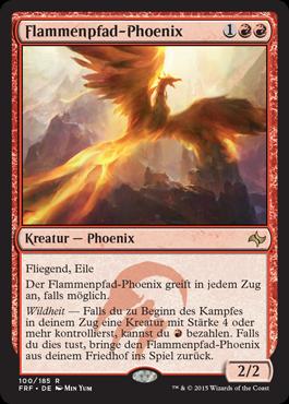 Flammenpfad-Phoenix