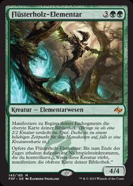 Flüsterholz-Elementar