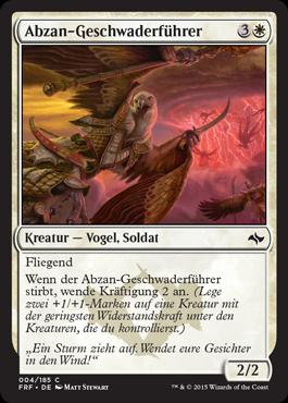 Abzan-Geschwaderführer