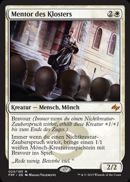 Mentor des Klosters
