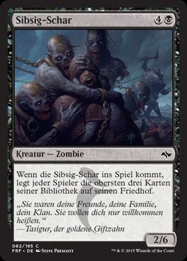 Sibsig-Schar