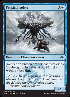 Frostschreiter