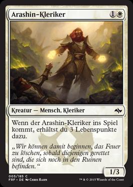Arashin-Kleriker