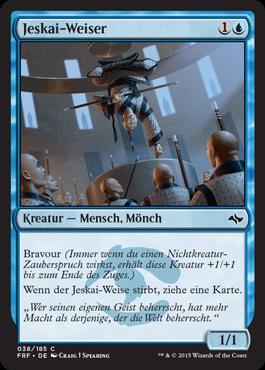 Jeskai-Weiser