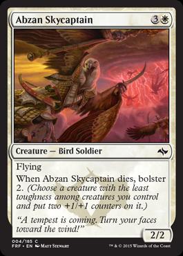 Abzan Skycaptain