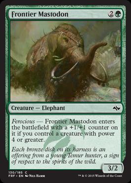 Frontier Mastodon