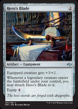 Hero's Blade