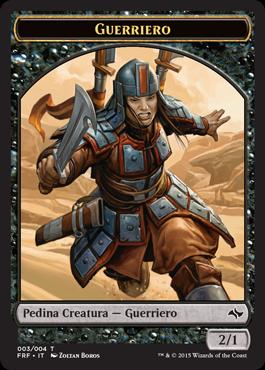 Guerriero / Warrior