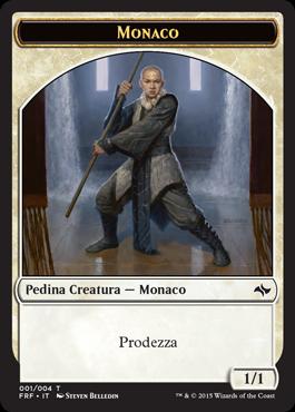 Monaco / Monk