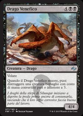 Noxious Dragon