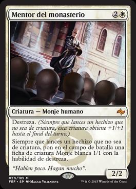 Mentor del monasterio
