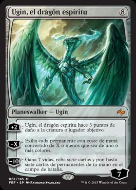 Ugin, el dragón espíritu