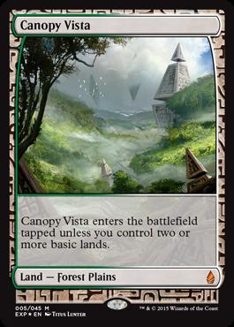 Canopy Vista