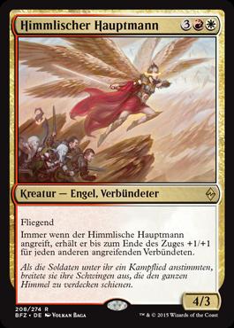 Himmlischer Hauptmann
