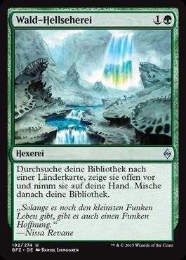 Wald-Hellseherei