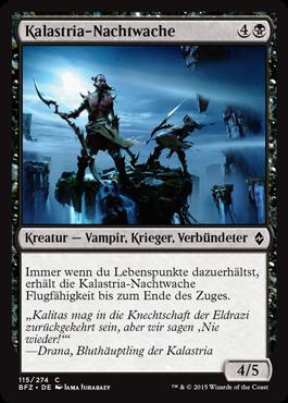 Kalastria-Nachtwache