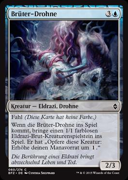 Brüter-Drohne