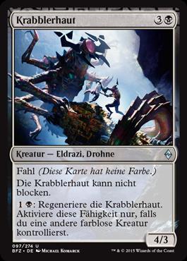 Krabblerhaut