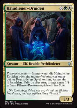 Haindiener-Druiden
