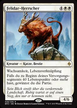 Felidar-Herrscher