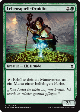 Lebensquell-Druidin
