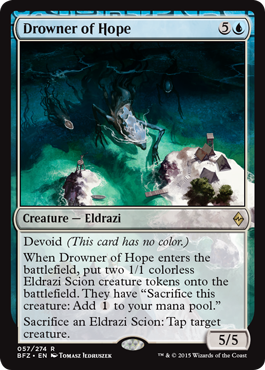 Drowner of Hope