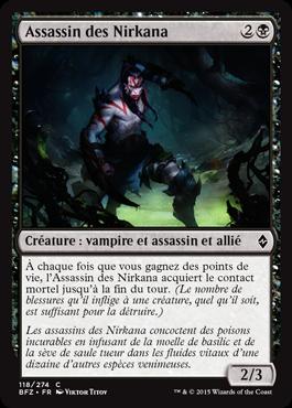 Assassin des Nirkana